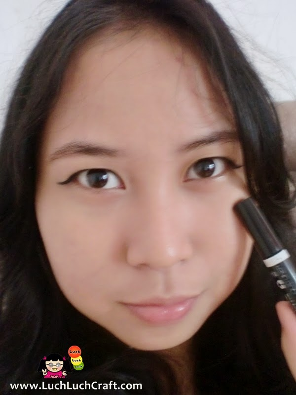 eyeliner NYX review