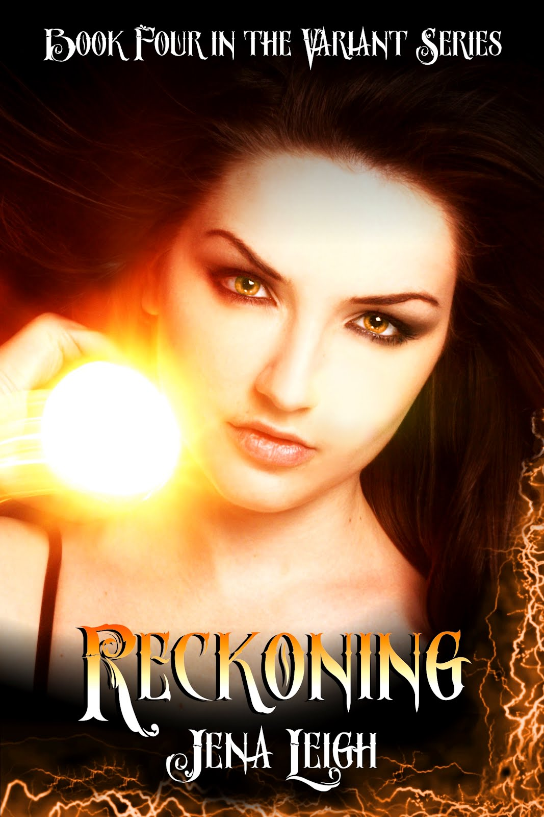 Find Reckoning on Amazon