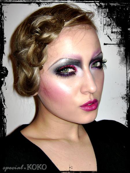 20s makeup