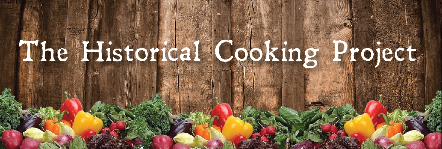 The Historical Cooking Project