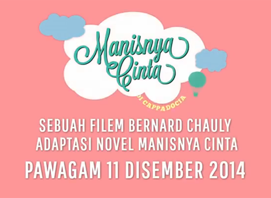 Baca online novel Manisnya Cinta di Cappadocia