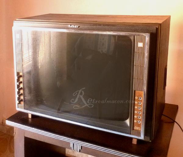 Retroalmacen tienda online de antig edades vintage y - Television anos 70 ...