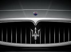 Frontal Maserati