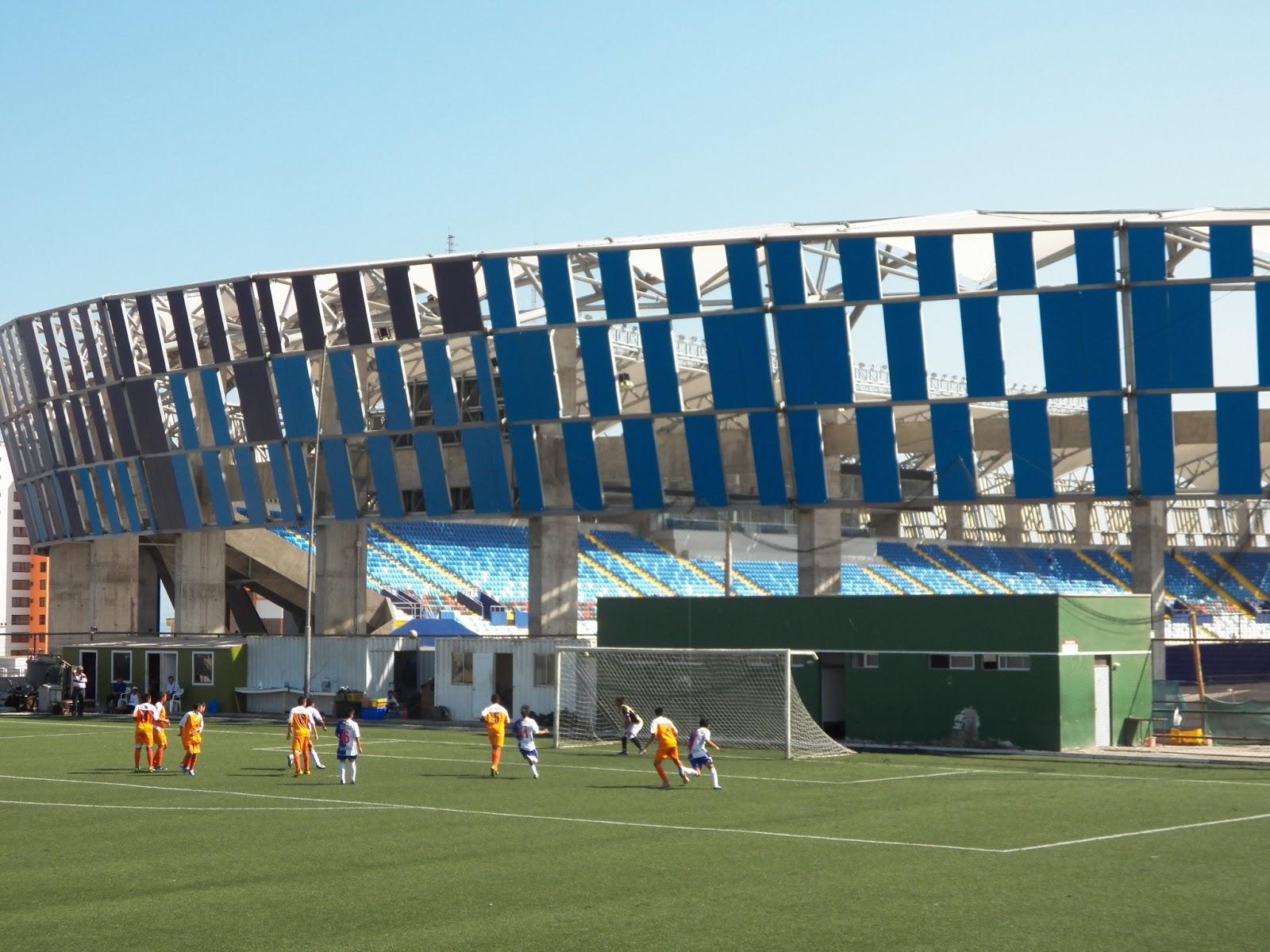 Cadetes del cda futbol joven deportes antofagasta v s for Vivero antofagasta