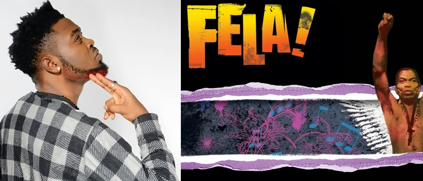 Deker To Perform At Fela Shrine On Friday February 6th 2015