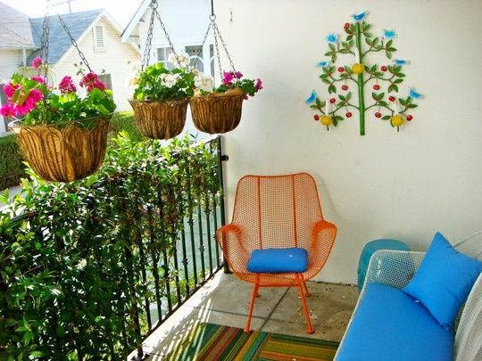 This Time I Will Share Inspiration And Ideas About Tiny Potted Plants On The Balcony Home