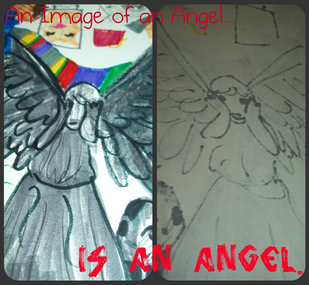 Viewing Gallery For - Weeping Angel Drawing