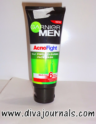 Garnier Men Acno Fight 6 in 1 Anti-Acne Foam Review
