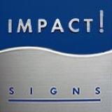 Impact Signs Logo