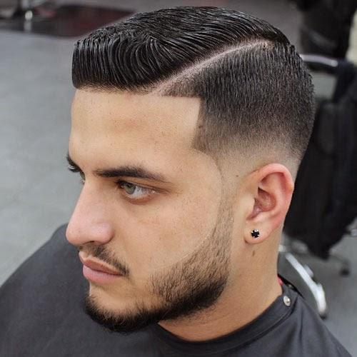 Красивые прически на короткие волосы фото мужские