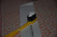 Binchotan Black Bristle Toothbrush