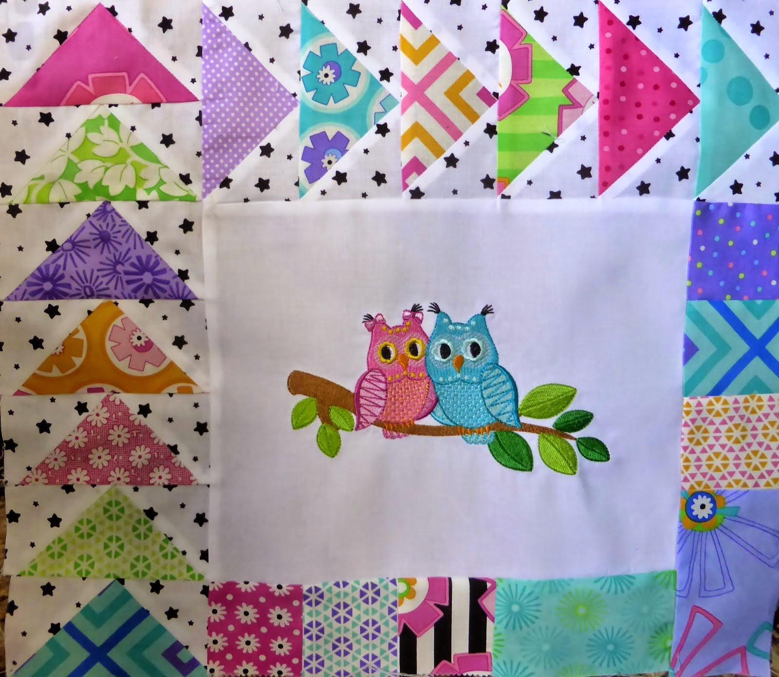 HIA Forest Owls BOM