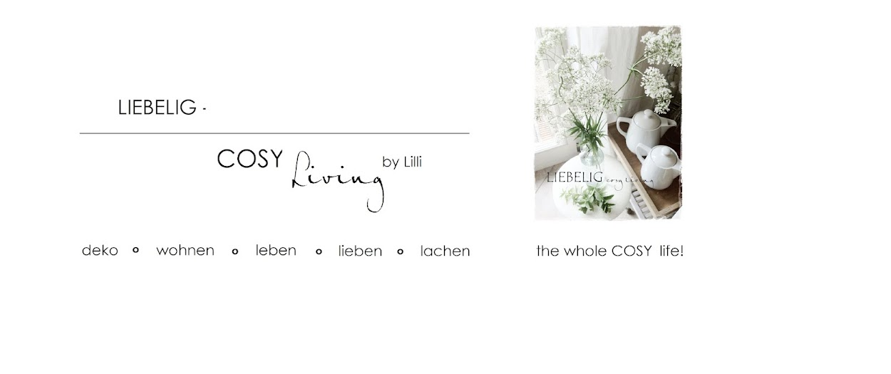 Liebelig - COSY Living by Lilli