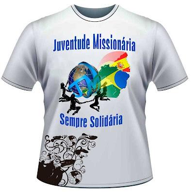 Quer ganhar uma camiseta da JM?