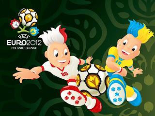 Logo Euro 2012Jadwal Bola Euro