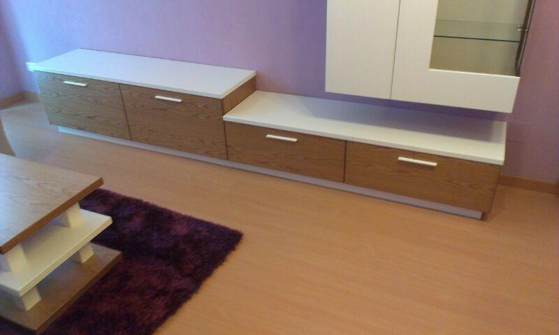 Muebles a medida mueble de salon moderno for Mueble salon moderno