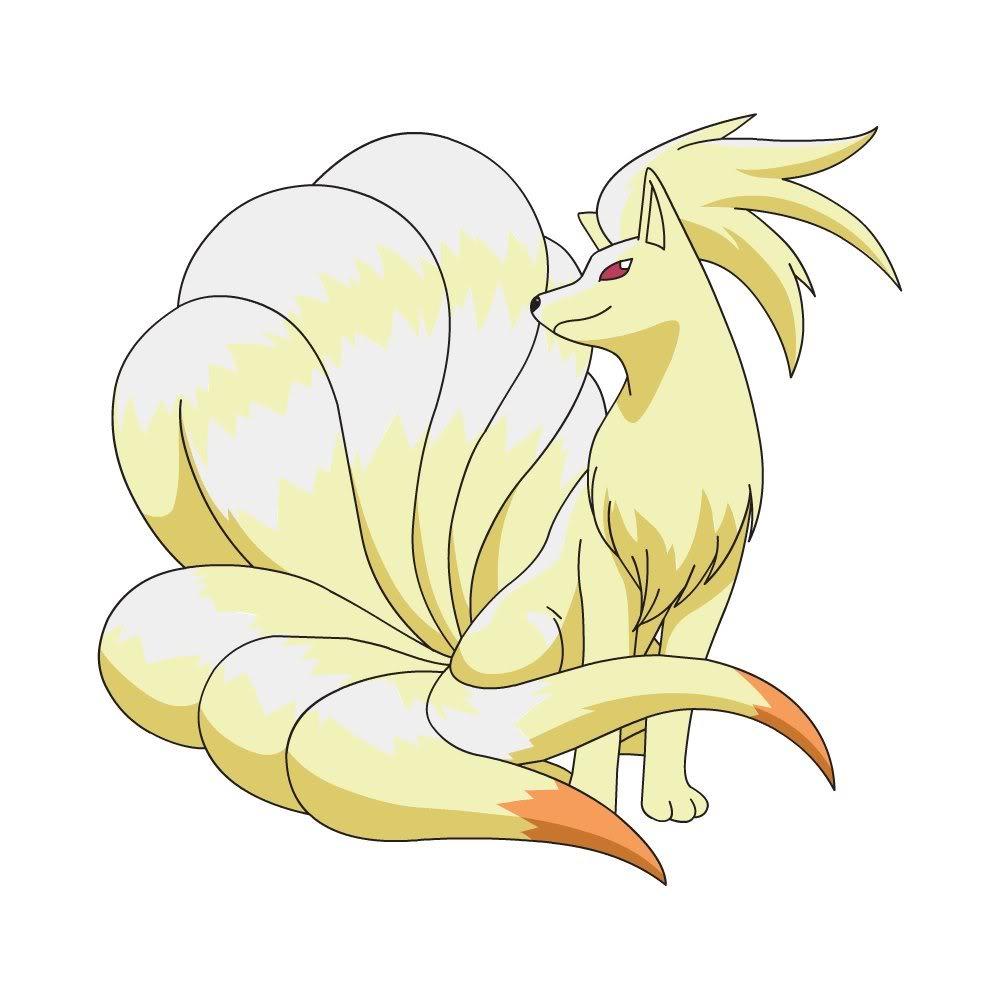 My Favorite Pokémon: #28: Ninetales