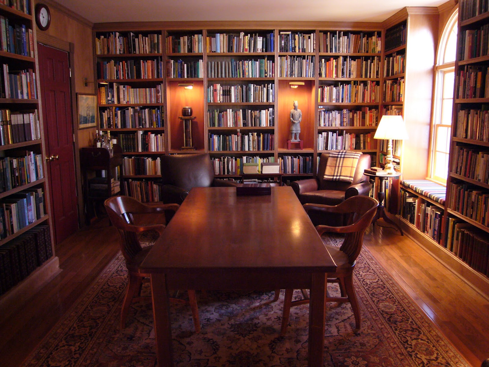 The Private Library The Private Library