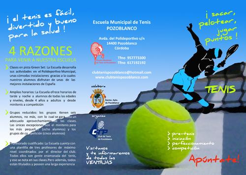 Escuela Municipal De Tenis Ap 250 Ntate Pictures