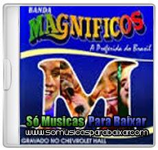 magnificos CD Banda Magnificos – Gravado No Chevrolet Hall (2013)