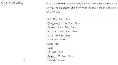 Cara Memblokir Komentar Spam yang Berulang di WordPress