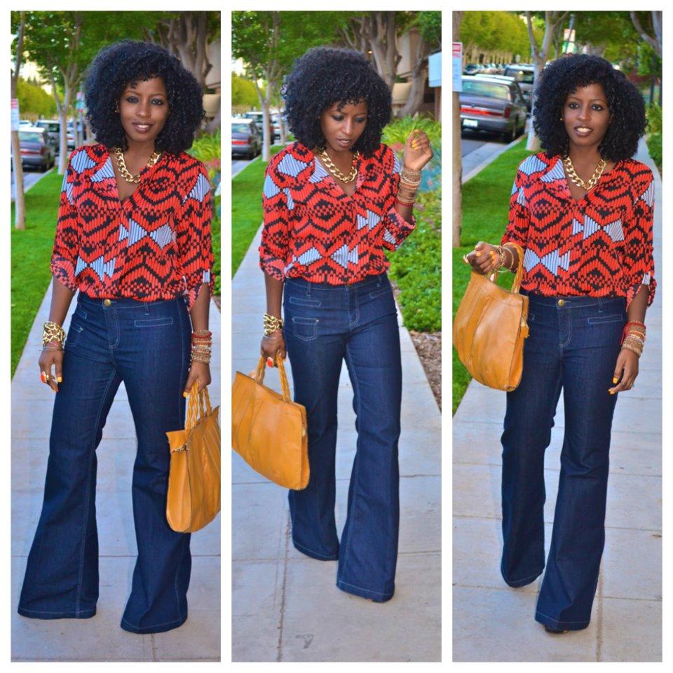 DigitalCurls: Natural Hair & Fashion with Folake