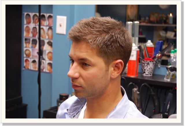 barber shop haircuts barber uniforms galleries. Black Bedroom Furniture Sets. Home Design Ideas