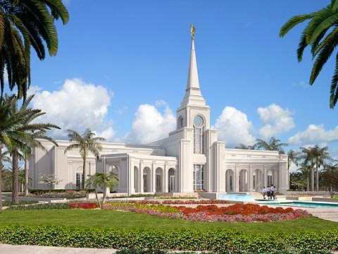 Fort Lauderdale Temple