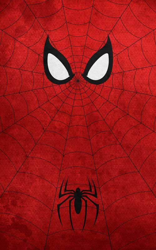 Обои на айфон 5 человек паук