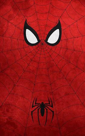 Gambar Pahlawan Super dengan Desain Sederhana