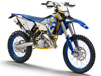 2012 Husaberg TE125 Motorcycle Photos 2