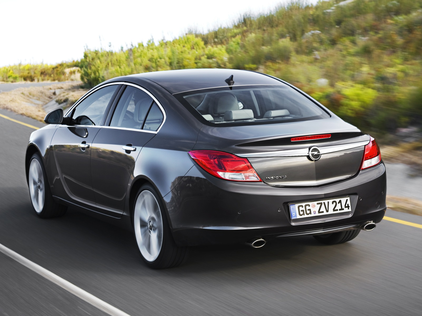 2009 opel insignia pctures