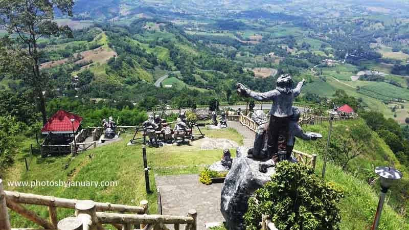 4 Short Stops Along Bukidnon Davao City Road Photos By January