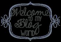 Bem-vindo ao meu blog