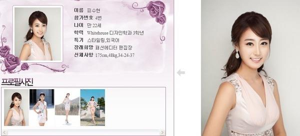 นางงามเกาหลี 2013 ศัลยกรรม หน้าเหมือนเป๊ะ - 18