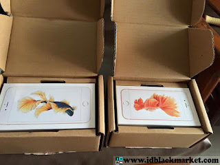 Jual iPhone 6s dan iPhone 6s+ BM