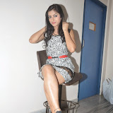 Ruby Parihar Photos in Short Dress at Premalo ABC Movie Audio Launch Function 41