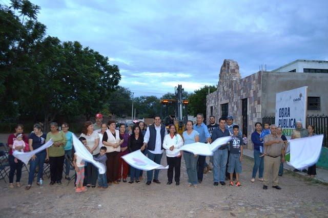 El circo siguen sumando comunidades al plan de obra de for Serna v portales