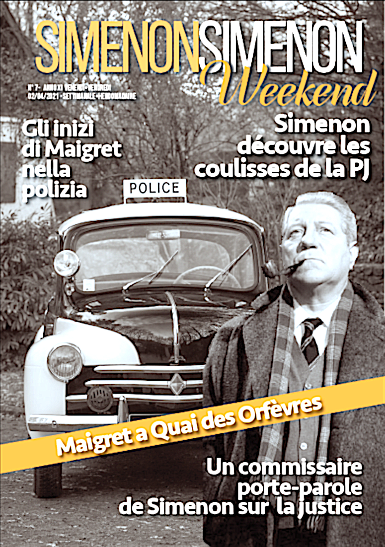 SIMENON SIMENON WEEKEND N.7