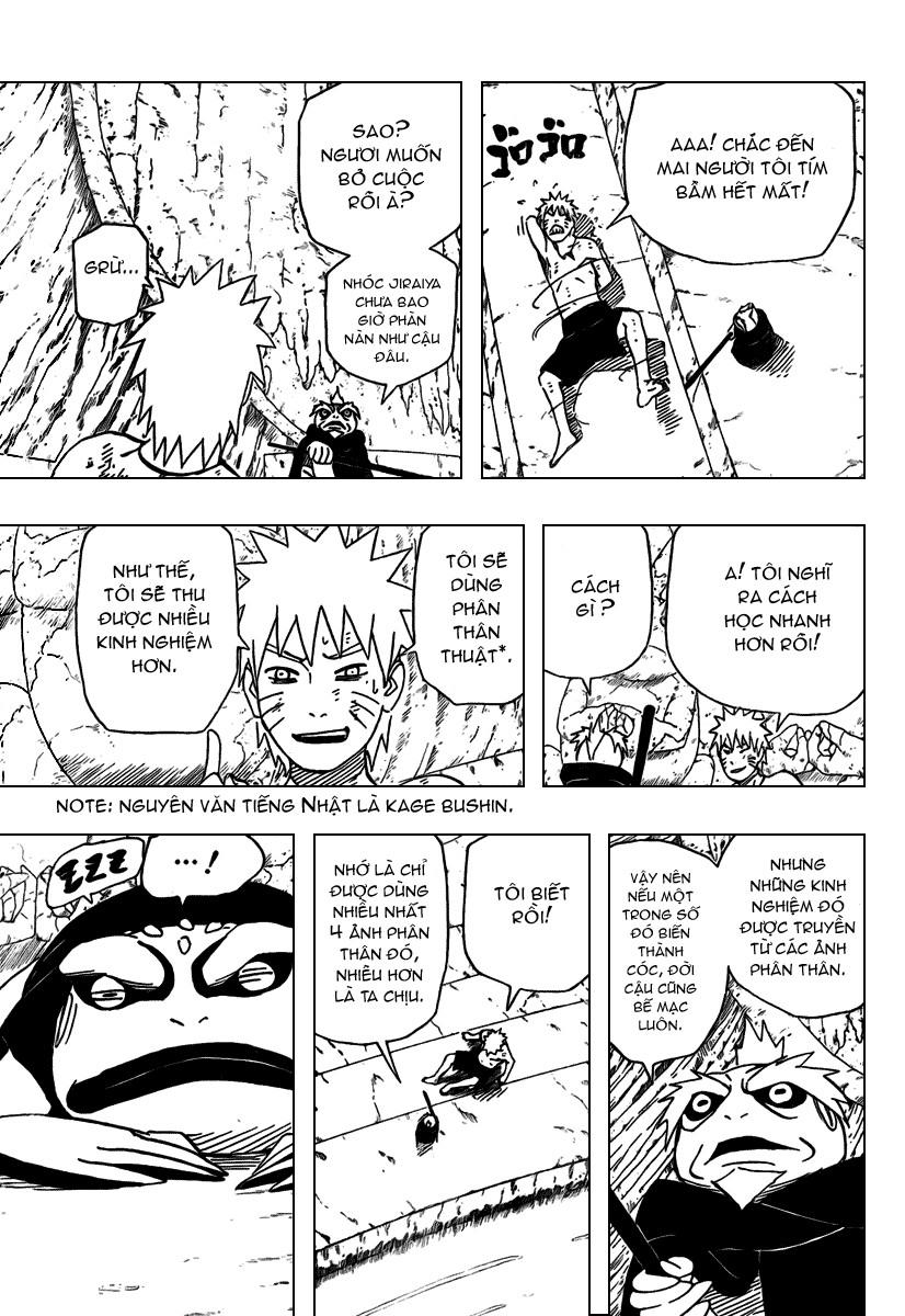 Naruto chap 412 Trang 10 - Mangak.info