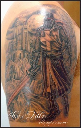 Medieval Tattoo