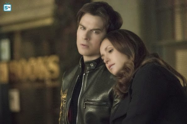 The Vampire Diaries - I Could Never Love Like That - Review