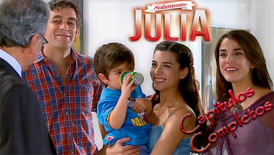 Ver Solamente Julia capítulos completos
