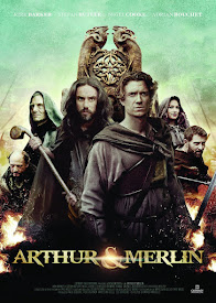 pelicula Arthur and Merlin (2015)