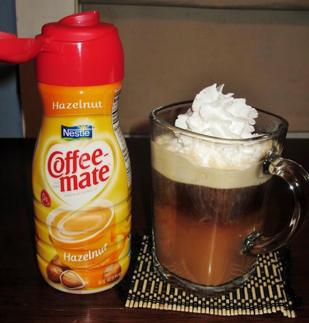 Nestle Hazelnut Coffeemate #ad