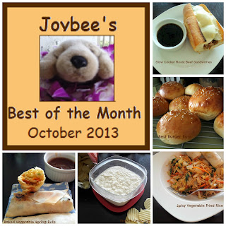 Best of the Month October 2013:  A review of my most popular blog posts from October.