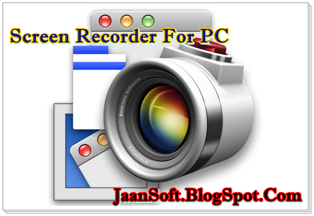 Screen Recorder 1.3 For Windows Download