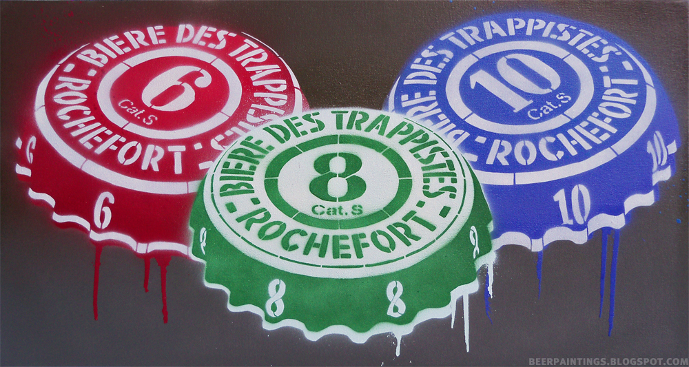 Beer Paintings - Paying tribute to fine beer with fine art ...