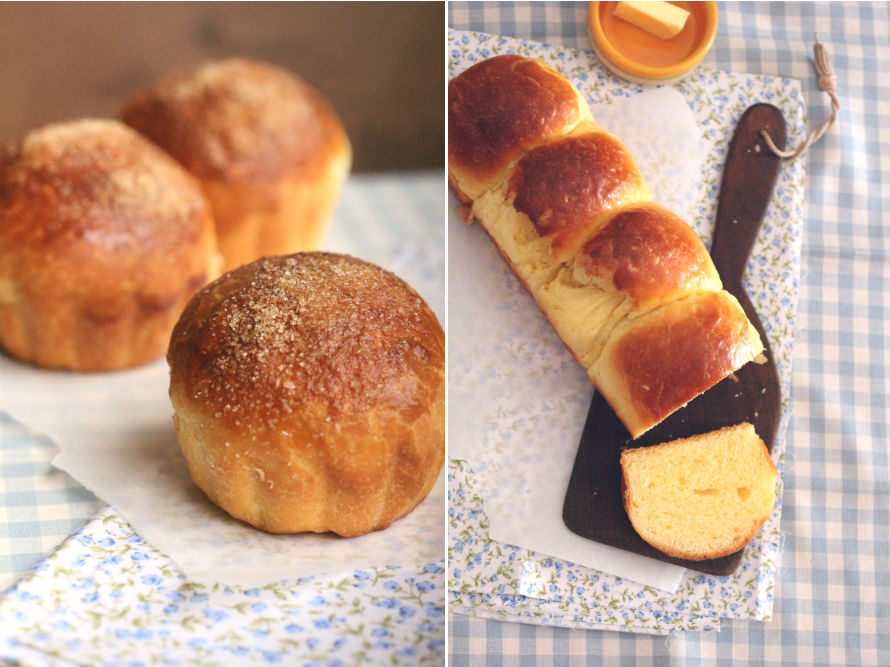 Basic Brioche Recipe — Dishmaps