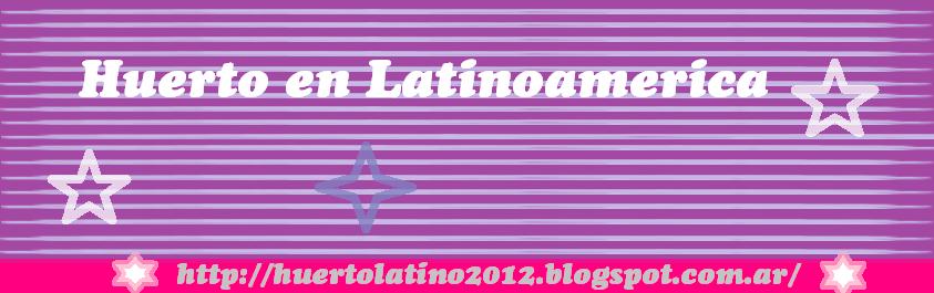 Huerto en Latinoamerica
